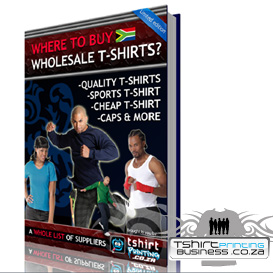 wholesale tshirts South africa